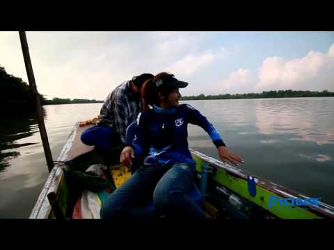 River Thread Fin Fishing by Pioneer Tackle
