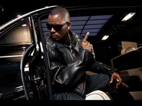 R.Kelly - Speakin my language (Lyrics)