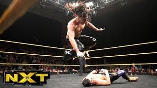 TJ PERKINS VS NAKAMURA FULL MATCH HD   NXT 08/03/17