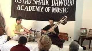 The Biryani Boys perform Raga Charukeshi
