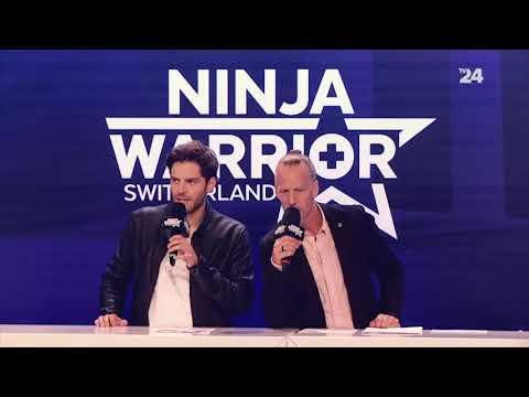 World's first official NUDE NINJA WARRIOR!!!