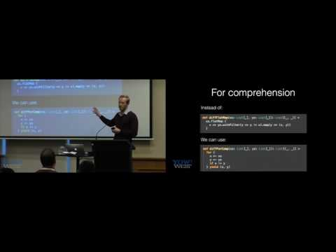 YOW! West 2015 Conor Svensson - Scala for Business Automation