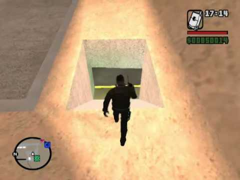 Como Encontrar La Arma Oculta En El Gta San Andreas