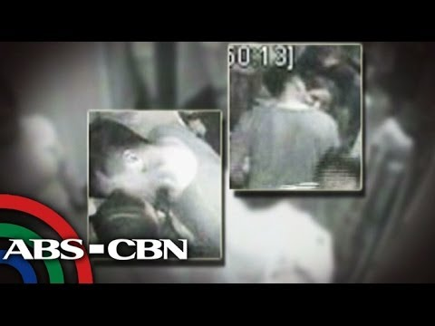 Bandila: CCTV Footage shows Deniece and Cedric kissing