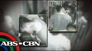 Bandila: CCTV Footage shows Deniece and Cedric kissing