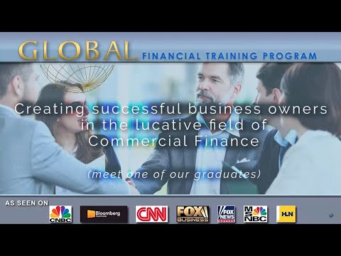 Demont B. Describes His Experience With Global Financial Traing Program