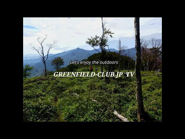 GoPro HERO7 Blackで虚空蔵山・高見岳・女岳へ行ってきました。