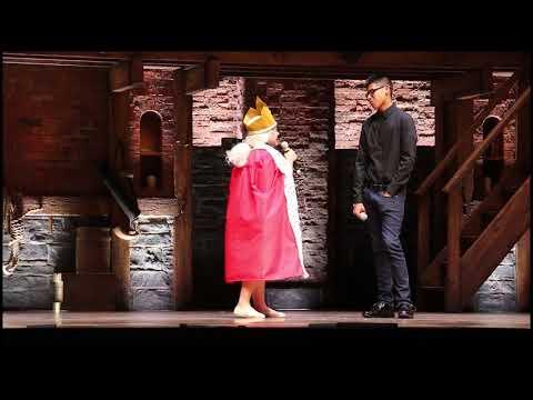 Hamilton Musical Featuring Morton East Students