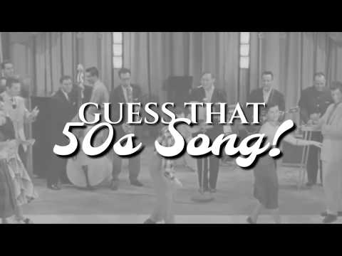 Guess That 50s Song Challenge! || LadyLyrical