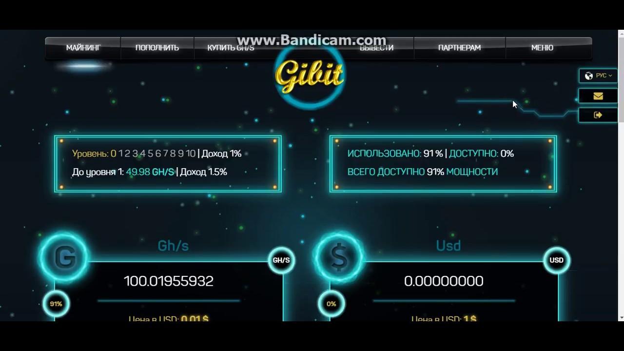 GIBIT CC MINING