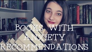RECOMMENDATIONS | BOOKS WITH ANXIETY