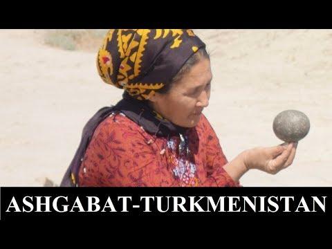 Turkmenistan-Ashgabat (Seyit Jemaliddin XV century) Part 7