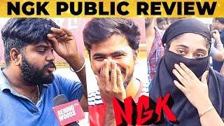 """PRAY FOR NGK & Nesamani"" - NGK FDFS Public Review | Suriya | Sai Pallavi | Selvaraghavan | DC"