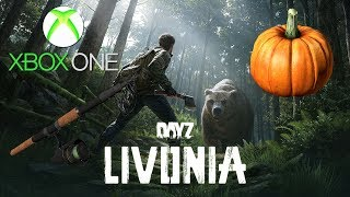 DayZ Xbox One Gameplay Fishing Setup, Pumpkin Growing & Ram Animal