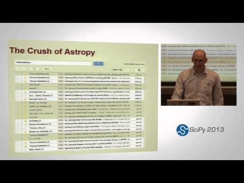 Astropy, growing a community-based software system for astronomy; SciPy 2013 Presentation