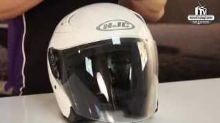 HJC RPHA-Jet Motorhelm Review - MotorKledingCenterTV