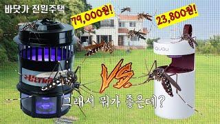 모기포충기 실험 제 2…
