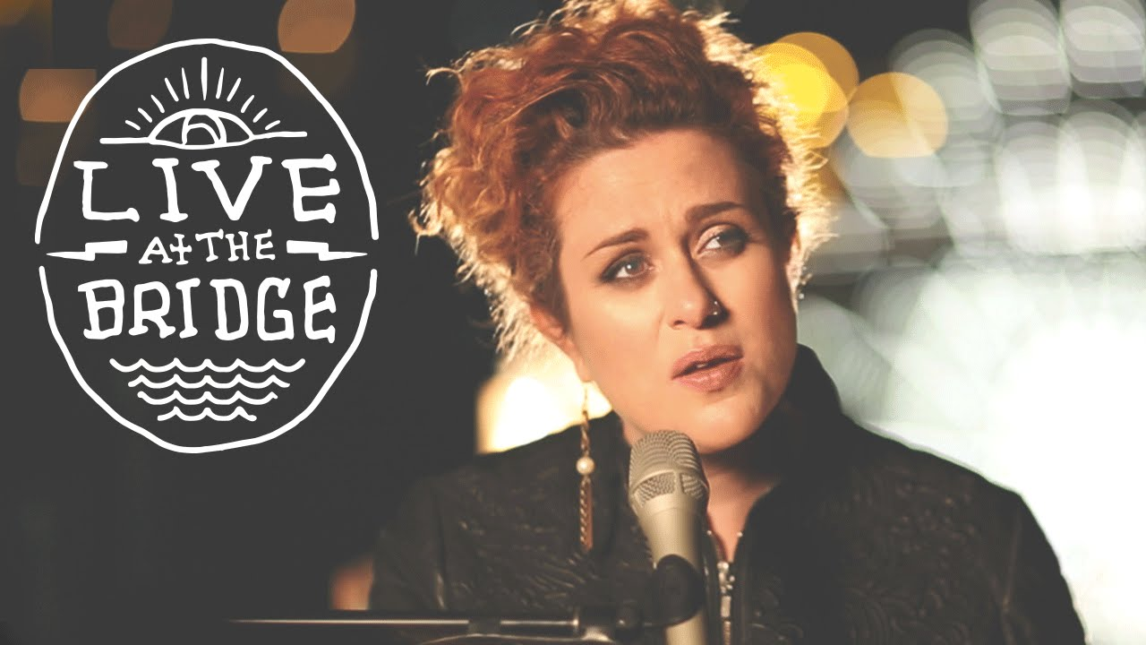 Katie Noonan covers Sia\'s Chandelier for Live at the Bridge - YouTube