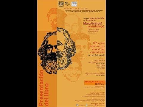 presentación-del-libro-el-capital-ante-la-crisis-epocal-del-capitalismo-de-luis-arizmendi