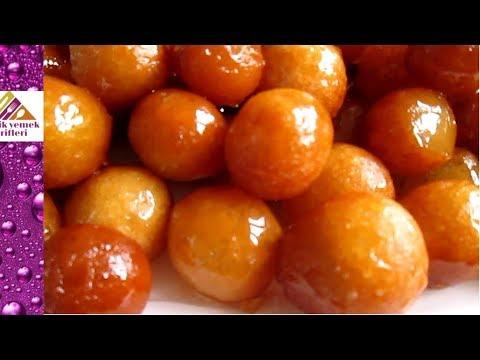 Çıtır Lokma Tarifi / Lokma Nasıl Yapılır? / Lokma Tatlısı Tarifi - Pratik Yemek Tarifleri