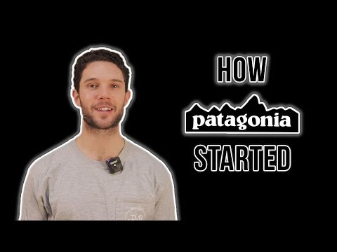 How Patagonia Started