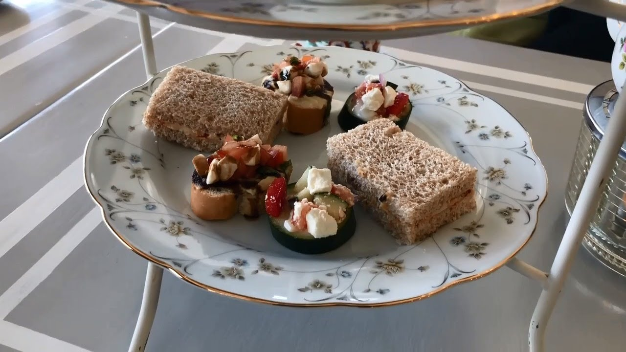 Enjoy afternoon tea with a California twist at Modesto\'s new ...