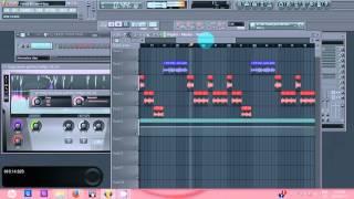 Repeat youtube video Kanye West Late Instrumental (FL STUDIO Remake)