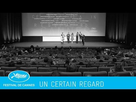 PALMARÈS -un certain regard- (vf) Cannes 2015