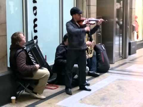 Straßenmusik Köln
