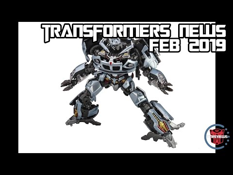Transformers News for February 2018: NY Toy Fair