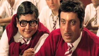 Shakti Kapoor plays prank on Anil Kapoor - Andaz, Comedy Scene 8/22
