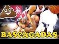 BASCAGADAS - JOGADA COM CHAVE DE BRAÇO e muito mais !