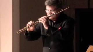 Galatina Il flauto di Roberto Fabbriciani C. Debussy Sirynx
