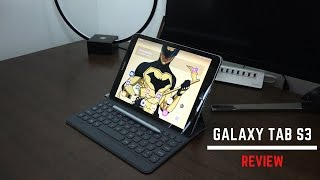 Best Android Tablet: Galaxy Tab S3