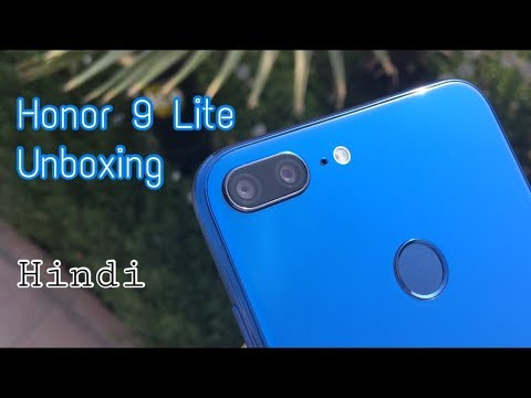 Honor 9 Lite Unboxing & Review in HINDI by StarTech Tips