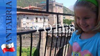 Potes puerta a los Picos de Europa | Cantabria #4