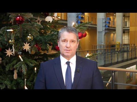 """""""Freiheit und Sicherheit für unsere Bürger."""" Weihnachtsansprache 2020 von Martin Hess, AfD"""
