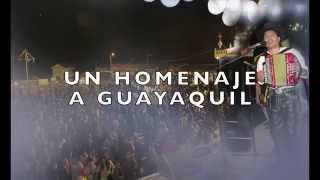 ANGEL GUARACA - GUAYAQUILEÑA MUJER HERMOSA