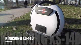видео Kingsong KS-14D. Внутренний мир.