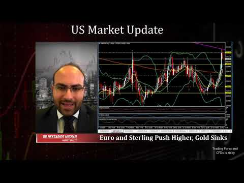 Euro and Sterling Push Higher, Gold Sinks | April 12, 2019