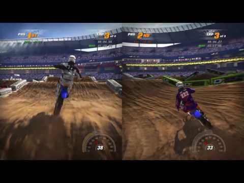 MX vs. ATV Supercross Encore at st.Louis |