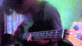 Tunic Song ( for karen) - Sonic Youth ( bass cover)
