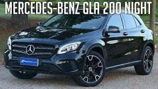 Avaliação: Mercedes-Benz GLA 200 Night