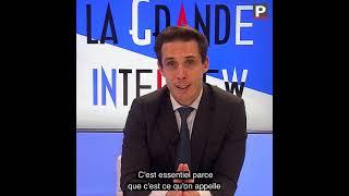 "Face Cam - Jean-Baptiste Djebbari : ""Les petites lignes de train sont essentielles"""