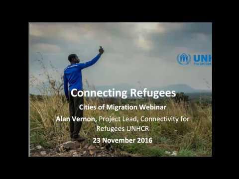 Webinar: Online/Offline: How Technology Can Empower Local Refugee Communities