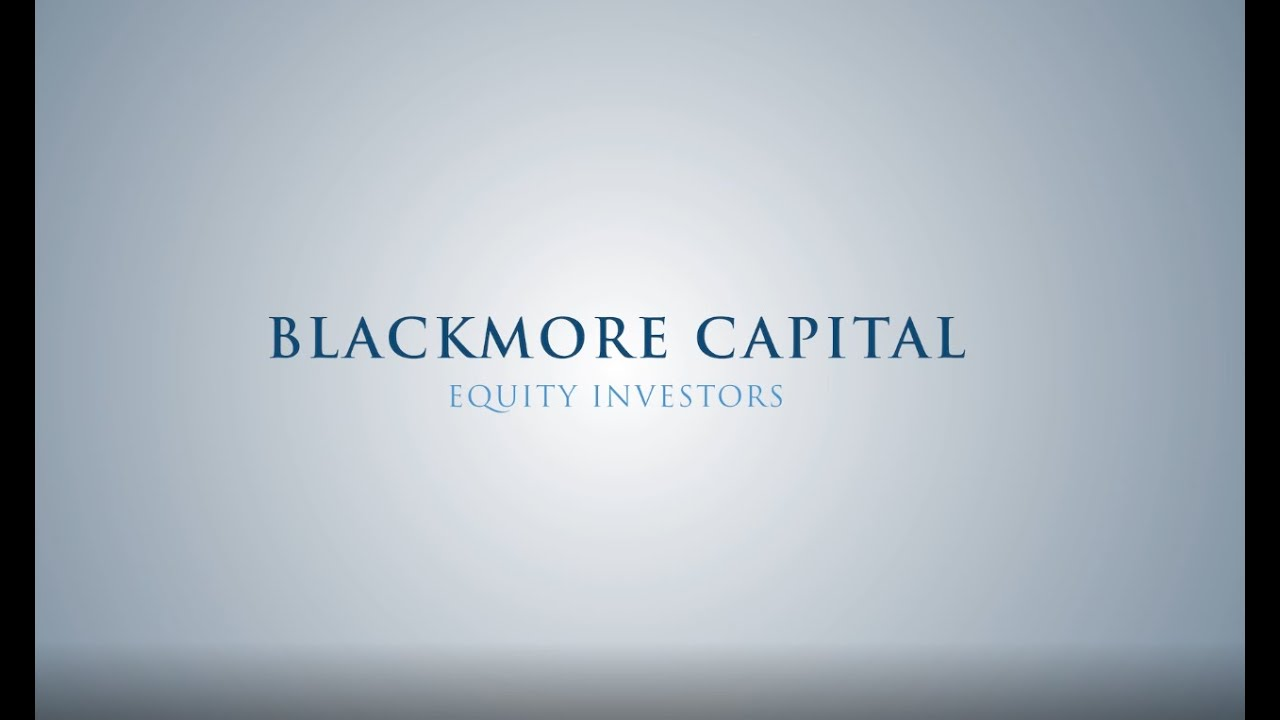 Blackmore Capital - Portfolio Approach & Investment Methodology