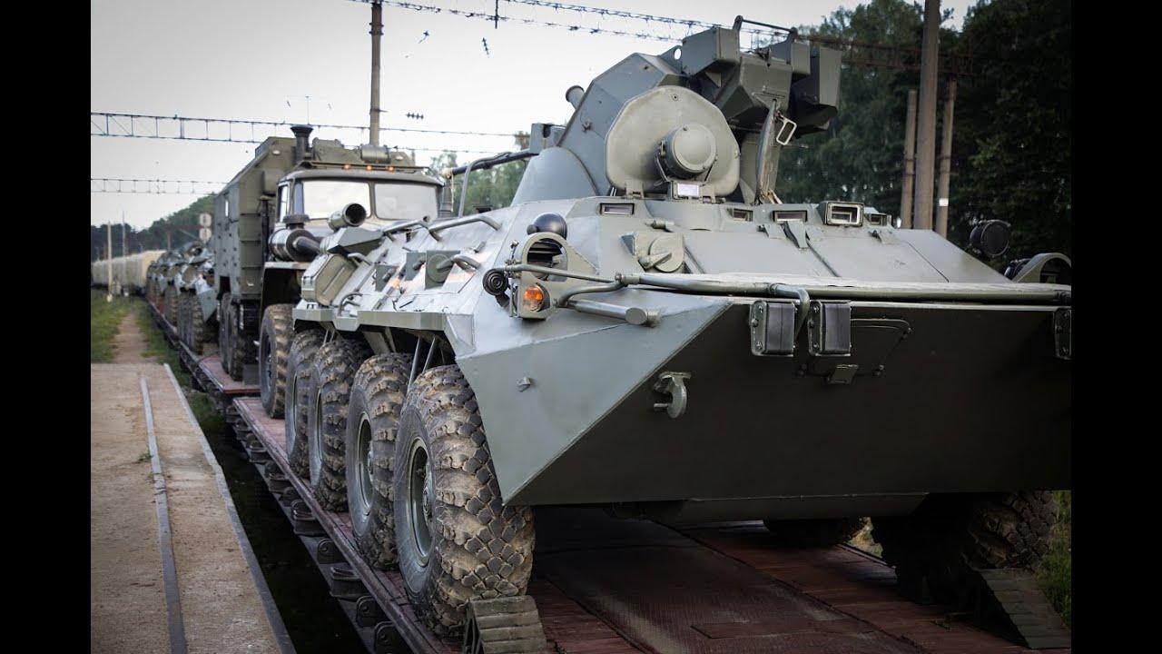 Срочно! Россия стянула войска к Беларуси, готовится военная операция