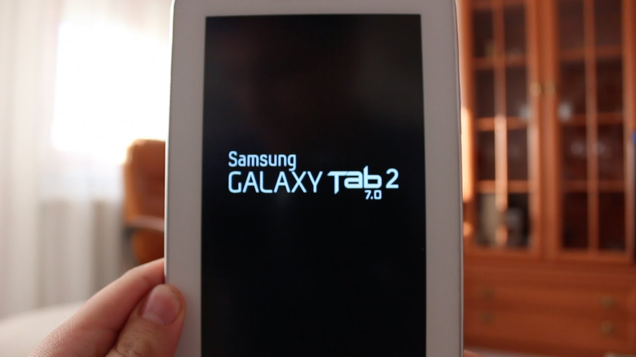 How To Root Samsung Galaxy Tab 2