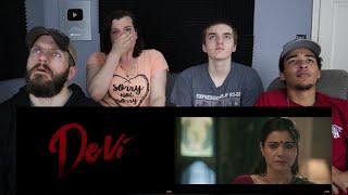 Devi REACTION! | Kajol | Royal Stag Barrel Select Large Short Films