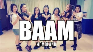 BAAM by MOMOLAND | Jingky Moves | KPOP | Dance Fitness